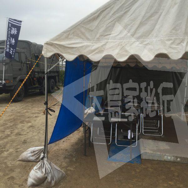 熊本地震避難所とモリンガ